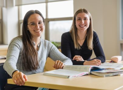 Sciences humaines, profil Administration